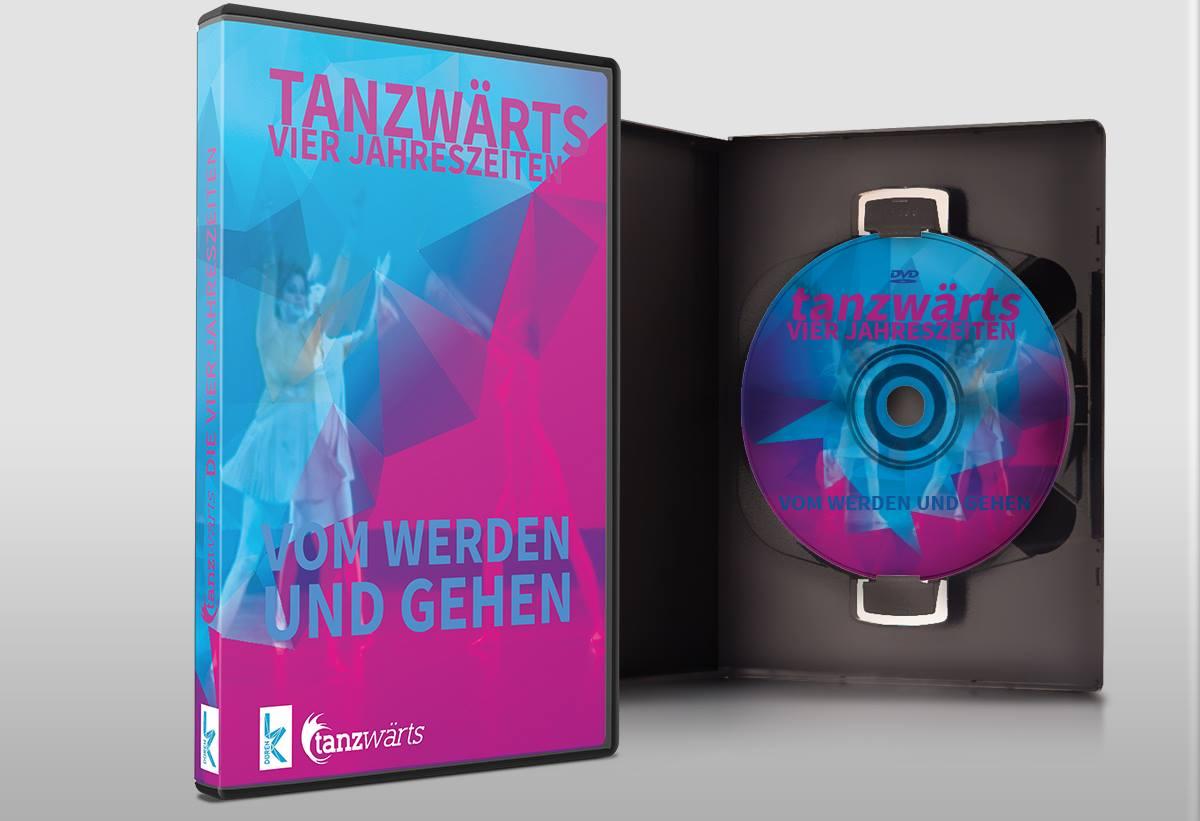 tanzwärts-Cover